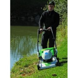 Акумулаторна косачка ETESIA DUOCUT 46 N-ERGY PACTS - 5