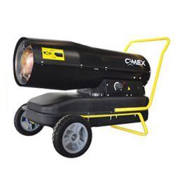 Дизелов калорифер CIMEX D50 - 2