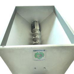 Електрическа гроздомелачка ронкачка ENOITALIA JOLLY 20 AR INOX - 4