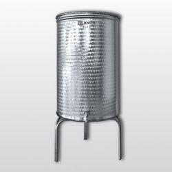 Съд за съхранение на вино TM INOX MC 130 - 2