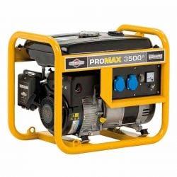 Бензинов монофазен генератор за ток B&S ProMax 3500A - 2