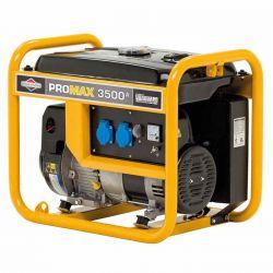 Бензинов монофазен генератор за ток B&S ProMax 3500A - 3