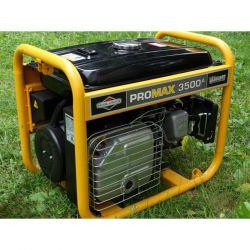 Бензинов монофазен генератор за ток B&S ProMax 3500A - 6