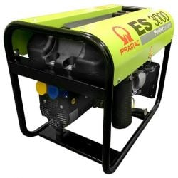 Бензинов монофазен генератор PRAMAC ES3000 - 3
