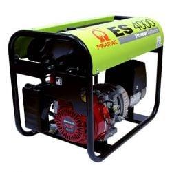 Бензинов монофазен генератор PRAMAC ES4000 - 3