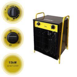 Електрически калорифер CIMEX EL15.0 - 3