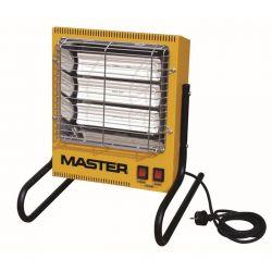 Електрически инфрачервен отоплител MASTER TS 3A - 2