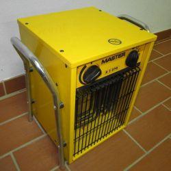 Електрически калорифер MASTER B 5 EPB - 3