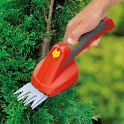 Акумулаторна ножица за храсти и трева WOLF GARTEN FINESSE 50 SET - 5