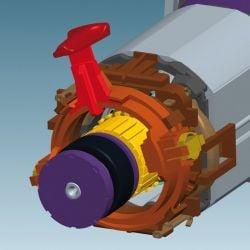 Електрически перфоратор SDS-plus SPARKY BPR 220E HD - 3