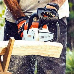 Акумулаторна резачка за дърва с батерия и зарядно STIHL MSA 120 C-BQ - 7