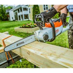 Акумулаторна резачка за дърва с батерия и зарядно STIHL MSA 120 C-BQ - 9