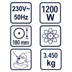 Електрическа полирмашина RAIDER RD-PC04 - 6