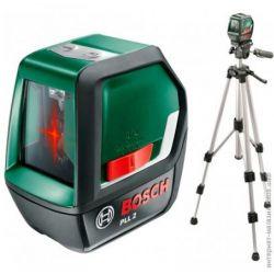 Лазерен нивелир BOSCH PLL 2 set - 2