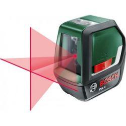 Лазерен нивелир BOSCH PLL 2 set - 3