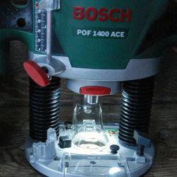 Оберфреза BOSCH POF 1400 ACE - 11