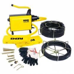 Машина за почистване на тръби и канали REMS Cobra 22 - 4