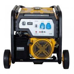 Бензинов монофазен генератор с ел старт и AVR PROENERG Stager FD 6500E - 4