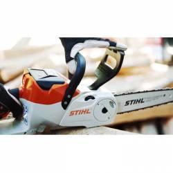Акумулаторна резачка за дърва с батерия и зарядно STIHL MSA 120 C-B - 4