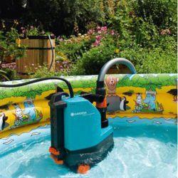 Потопяема помпа за чиста вода GARDENA Comfort 13000 Aquasensor - 12