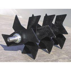 Професионален аератор с фиксирани остриета NEGRI S45HGX65FI - 3