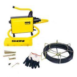 Машина за почистване на тръби и канали REMS Cobra 22 - 2