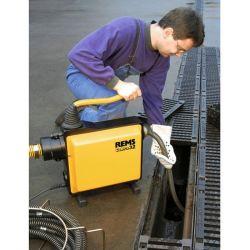 Машина за почистване на тръби и канали REMS Cobra 32 set - 4