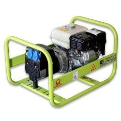 Бензинов монофазен генератор PRAMAC E3200 - 2
