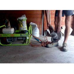 Бензинов монофазен генератор PRAMAC E3200 - 5