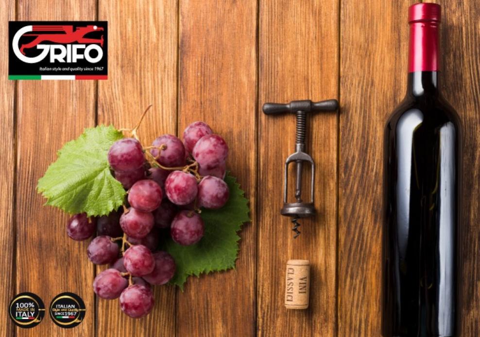 Винарско оборудване GRIFO - качество и традиции от Италия
